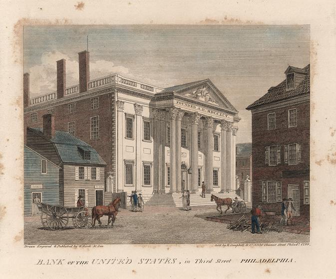 Bank 1800s