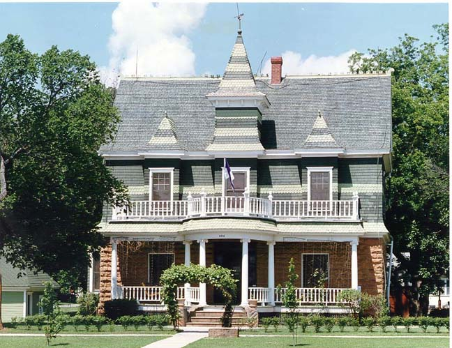 The F. Drummond Home