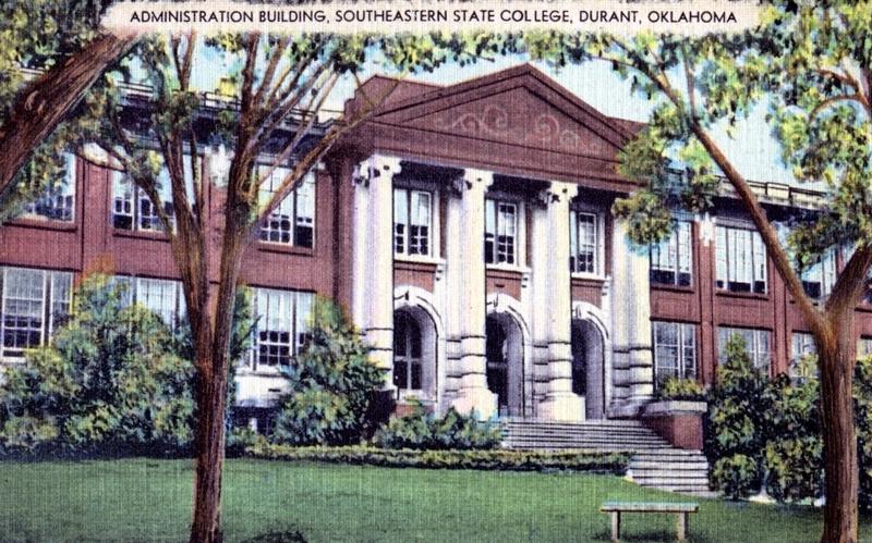 Southeastern Oklahoma State University >> Southeastern Oklahoma State University The Encyclopedia Of