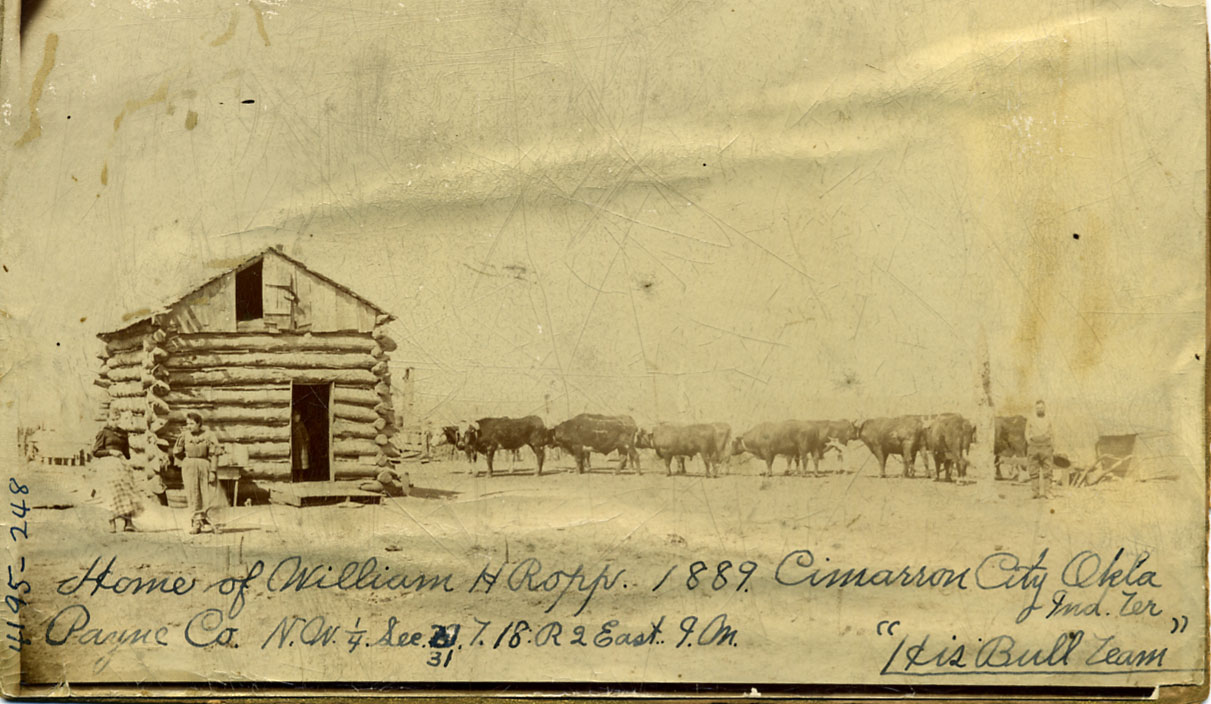 cf3424bd860 Cimarron City | The Encyclopedia of Oklahoma History and Culture