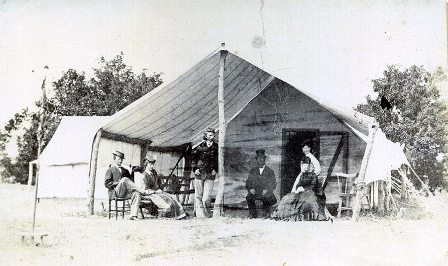 Military, Nineteenth Century | The Encyclopedia of Oklahoma