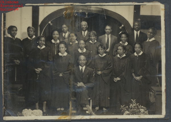African Americans | The Encyclopedia of Oklahoma History and