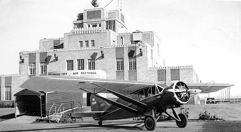 Airports The Encyclopedia Of Oklahoma History And Culture