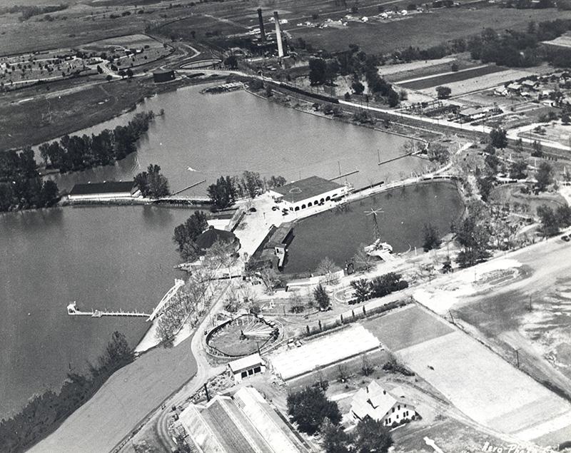 Amusement Parks The Encyclopedia Of Oklahoma History And
