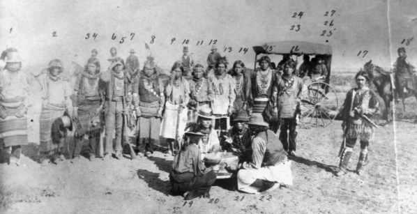 Caddo Kadohadacho The Encyclopedia Of Oklahoma History