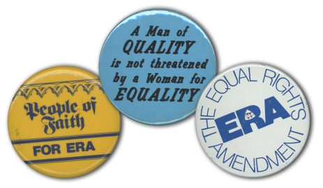 a review of the equal rights amendment era Hiphughes explains the equal rights amendment and why it failed from its spiritual birth in 1848 at seneca falls to its modern inception by alice paul in 19.