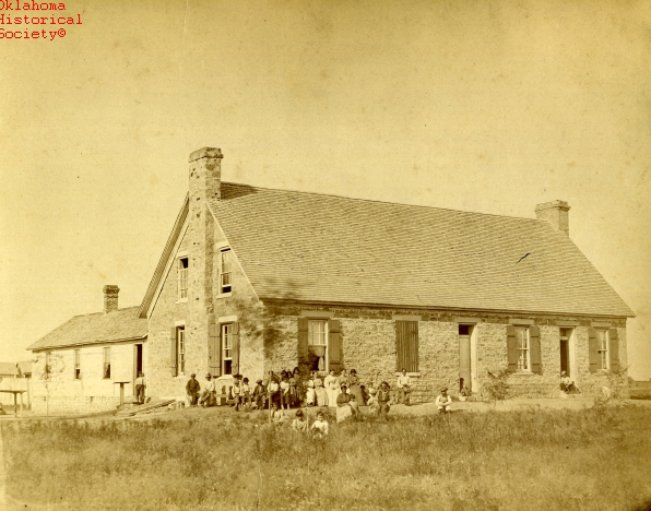 Fort Sill Indian School The Encyclopedia Of Oklahoma