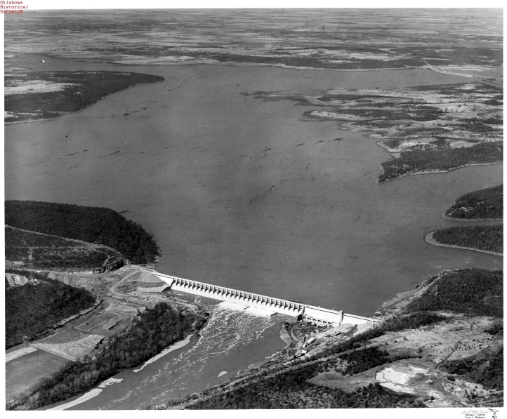 Lakes And Reservoirs The Encyclopedia Of Oklahoma