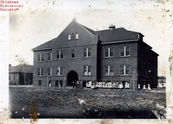 Riverside Indian School The Encyclopedia Of Oklahoma