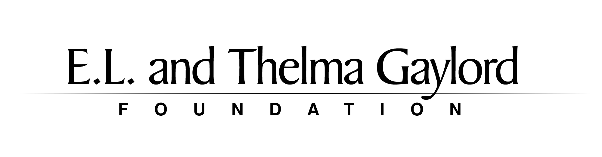 The E. L. and Thelma Gaylord Foundation