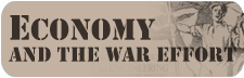 Economy and War Efforts