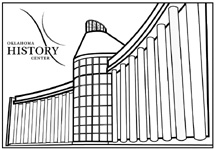 Thumbnail image of History Center coloring page