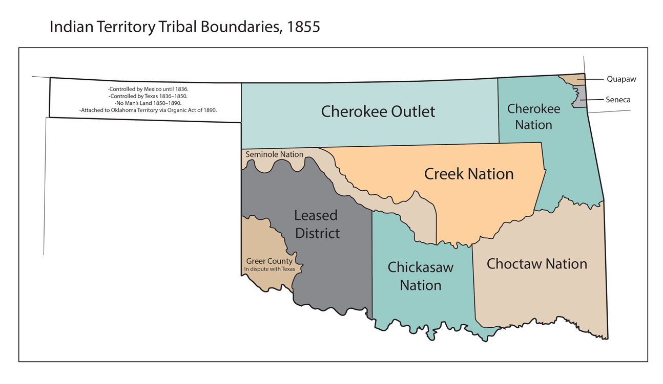 Timeline of American Indian Removal
