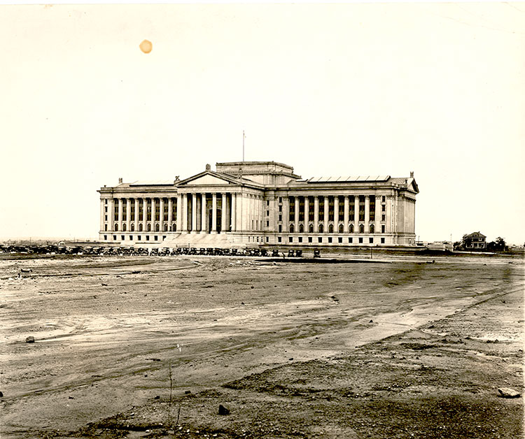 Ohs Collections Oklahoma State Capitol Builiding