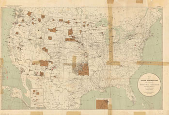 The Maps From Government Reports Include Those Submitted With Reports To The Commissioner Of Indian Affairs As Well As Others