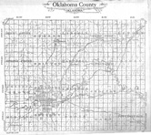 OHS Research Center Oklahoma County - Oklahoma county map
