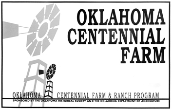Centennial Farm & Ranch Program