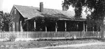 Commanding Officer's Quarters in 1878