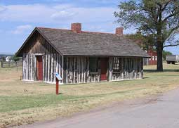 Fort Supply Civilian Quarters