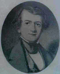 Portrait of George Murrell