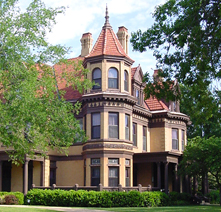 Henry Overholser Mansion