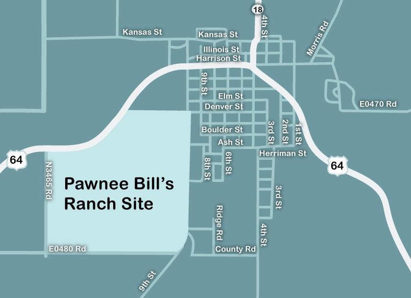 Pawnee Bill Ranch Oklahoma Historical Society