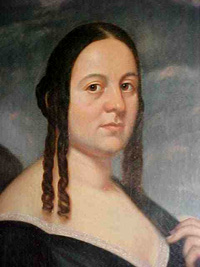 Portrait of Minerva Murrell