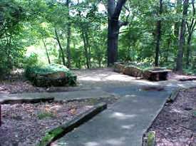 Murrell Home Paved Walking Trails