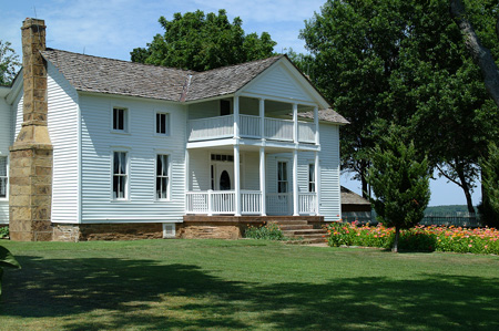 Will Rogers Birthplace Ranch Oklahoma Historical Society