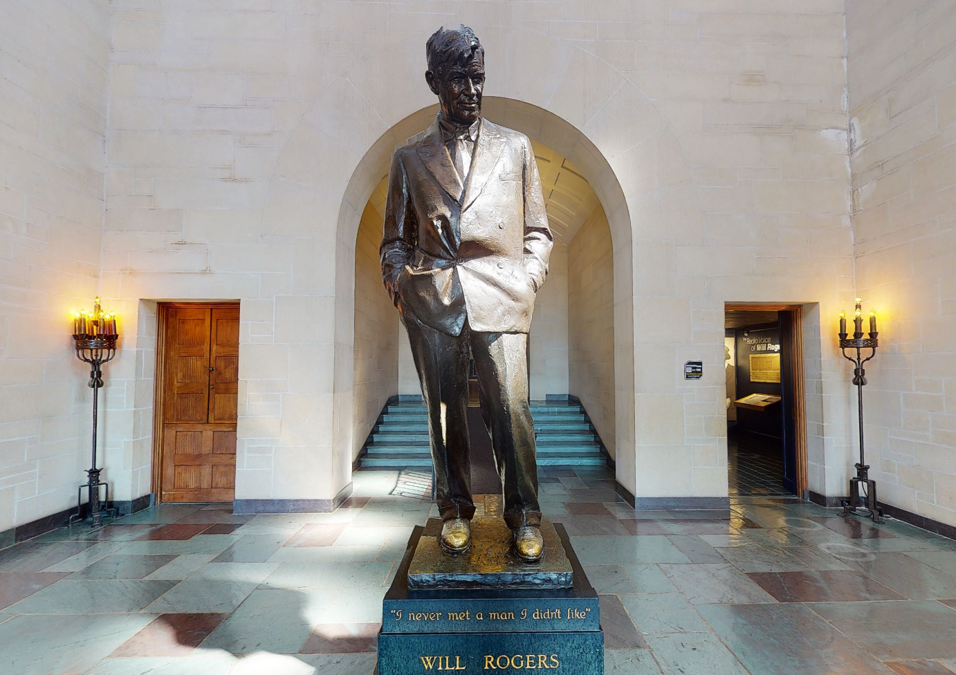 Will Rogers Memorial Museums Oklahoma Historical Society
