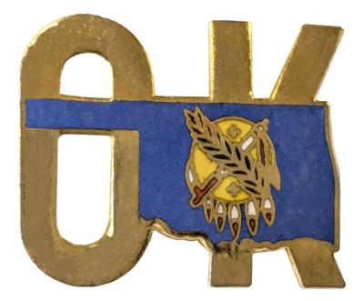 Oklahoma Symbols Ohskids